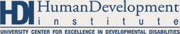 Logo: University of Kentucky - Human Development Institute