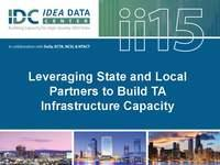 Leveraging State and Local Partners to Build TA Infrastructure Capacity