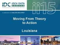 Moving From Theory to Action - Louisiana