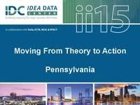 Moving From Theory to Action - Pennsylvania