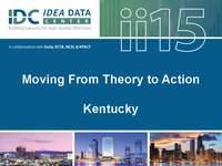 Moving From Theory to Action - Kentucky