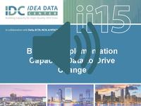 Building Implementation Capacity: Data to Drive Change Keynote