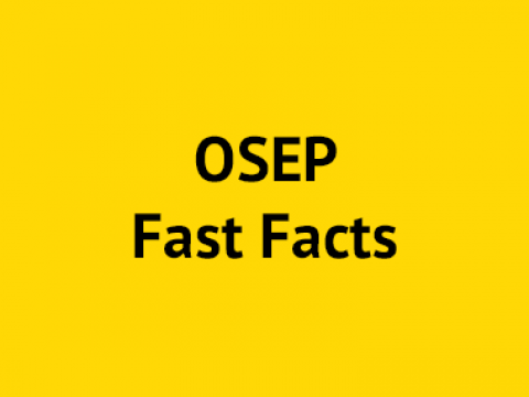 OSEP Fast Facts
