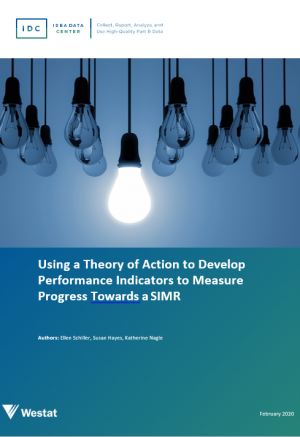 Using a Theory of Action_Cover Page